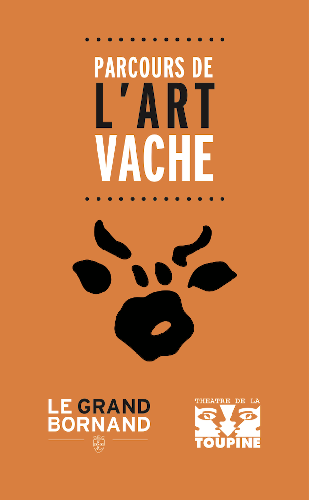 Le Grand-Bornand : l'art vache